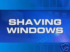 Window Tinting DVD on SHAVING the edge of Window Tint