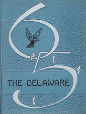Delaware Valley Central School Callicoon New York 1965 Yearbook Annual HS