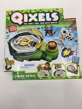 New Qixels Turbo Dryer Playset w/500 Cubes. The Cubes That Join With Water