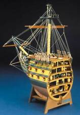 Panart HMS Victory Bow Section 1:78 (746) - Static Model Boat