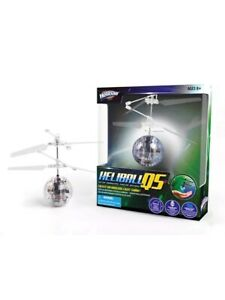 Heliball QS Quick Start Patented Hand Controlled Hover Technology LED Light Show