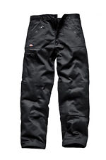 New Dickies Redhawk Action Combat Work Wear Cargo Trousers Or Knee Pads