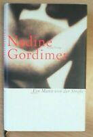 Ein Mann von der Straße von Nadine Gordimer   ZUSTAND SEHR GUT!  UNGELESEN!