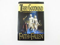 Faith of the Fallen by Terry Goodkind 2000 HC/DJ 1st Edition/1st Printing