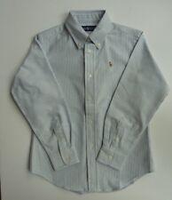 Boys Designer Clothing Striped Ralph Lauren Shirt 4 years BRAND NEW present idea