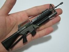 "1/6 Scale M16A1 Machine Gun Rifle for 12"" Action figure"