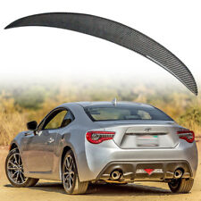 Real Carbon For TOYOTA GT86 86 For SUBARU BRZ SCION FR-S Coupe P Trunk Spoiler