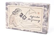 Leuchtkasten für Dia Agfacolor Magnascop mit Schachtel Original