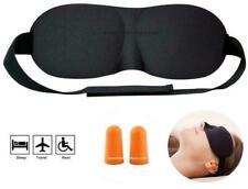 3D Eye Sleep Mask Shade Cover for Woman Man Comfortable Sleeping Soft Foam No...