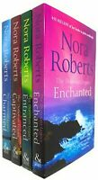 The Donovan Legacy Collection Nora Roberts 4 Books Set Pack Enchanted NEW