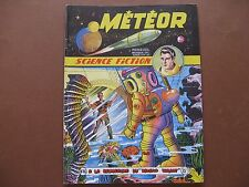 ARTIMA  :  METEOR  n° 46 (1957)  A la recherche du domino volant