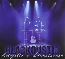 Kotipelto and Liimatainen - Blackoustic [CD]