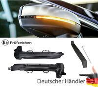 2x Dynamische Spiegelblinker LED Blinker für Audi A4 S4 B9 A5 S5 RS4 RS5