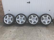"Jaguar 19"" Alloy Wheels set of 4 with Pirelli Tyres"