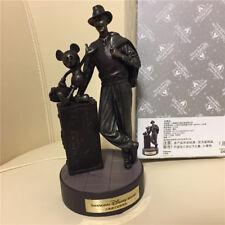 Mickey Mouse Walt Disney statue Shanghai Disneyland Disney collection exclusive
