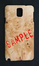 Samsung Note2 Note3 Note4 Luxury natural wood burl slim case cover