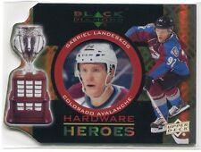 2012-13 Black Diamond Hardware Heroes GL Gabriel Landeskog 18/100