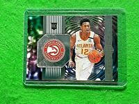 DE'ANDRE HUNTER INSTANT IMPACT ROOKIE CARD HAWKS 2019-20 PANINI ILLUSIONS ROOKIE