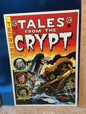 Tales From The Crypt #45 EC Comics Print Poster Cover Art Jack Davis