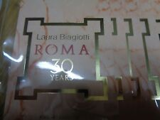LOT 15 LADIES PERFUME SAMPLES LAURA BIAGOTTI ROMA VIALS 30 YEARS SPECIAL EDITION