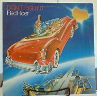 Red Rider -Don't Fight It - 1980 Capitol #ST-12028 Classic Rock Vinyl LP -NM/EX
