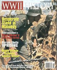 WW2 HISTORY NOV 05 MALMEDY MASSACRE_WARSAW UPRISING_69th INF DIV_ADMIRAL SCHEER