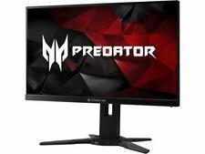 "Acer - Predator XB272 27"" LED FHD G-SYNC Monitor - Black - Factory Sealed"