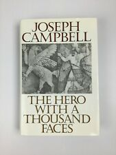 The Hero with a Thousand Faces by Joseph Campbell (1949, Hardcover) VERY GOOD