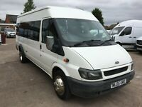 2005 Ford Transit Minibus 2.4TDCI  17 seater  Ref - URE  Ossett