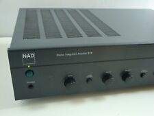 Amplificateur NAD 312 AUDIOPHILE Stereo  Integrated  Amplifier  2 x 25 Watts