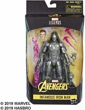 New: Marvel Legends Avengers Infamous Iron Man Collectible Figure