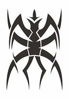 Bio-Mechanical Spider Stencil, 350 micron Mylar not thin stuff #TaT0088