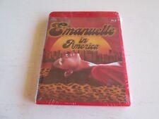Mondo Macabro Red Case Limited Edition Blu-ray -- EMANUELLE IN AMERICA. NEW.