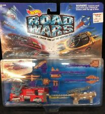 HOT WHEELS ROAD WARS THE EXTINGUISHER. New NOS SEALED 1994