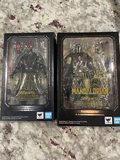 Bandai SH Figuarts Star Wars The Mandalorian & Darth Maul Tamashii Nations
