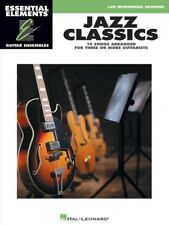Jazz Classics - Essential Elements Guitar Ensembles - Late Intermediate Level