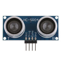 Ultrasonic Distance Measuring Module Transducer Sensor Detection for Arduino