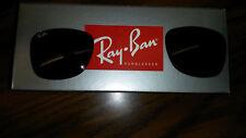 "Ray Ban ""Wayfarer "" G-15 Lenses 50 mm."