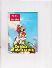 Seriemagasinet No 4 1960 Norwegian The Three Musketeers