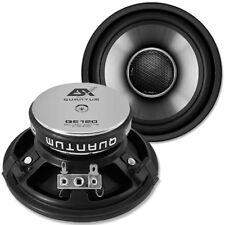 ESX Quantum QE120 12cm Koax Lautsprecher Paar 120mm coax Speaker