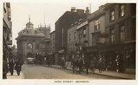 High Street Abingdon unused RP old pc