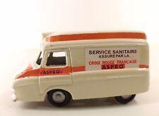 Salza CITROEN H Ambulance du Tour de France ASPRO Croix rouge 11 cm RARE