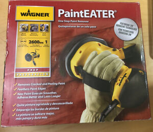 "Wagner PaintEater One Step Paint Remover Stripper 4 1/2"" 3M Abrasive Disc"
