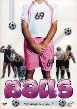 "DVD NEUF ""BALLS"" film comique Allemand / football / GAY"