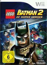 Nintendo Wii juego *** Lego Batman 2 *** nuevo * New