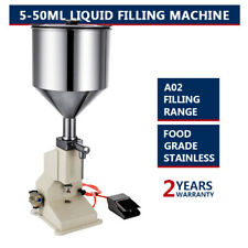 Bottle Water Filling Machine Liquid Filling Machine Pneumatic Filling Machine