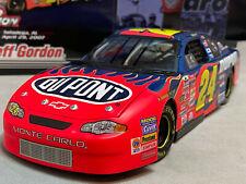 Action Jeff Gordon #24 Dupont Talladega Win Raced Vers 2007 NASCAR 1/24 Diecast