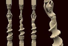 3d STL Model CNC B033 Engraver Carving Machine Relief Artcam