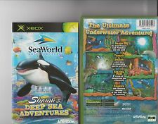 Shamu DEEP SEA ADVENTURE XBOX/X BOX 360 Shamu'S