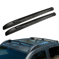 For 05-19 Toyota Tacoma Double Cab OE Style Roof Rack Side Rails Bars Set
